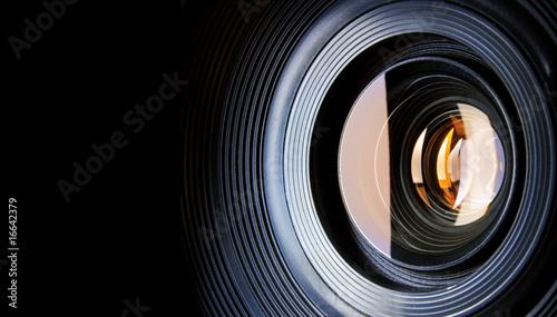 Obraz objective - fototapety do salonu