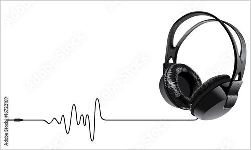 Fotografia  music headphones