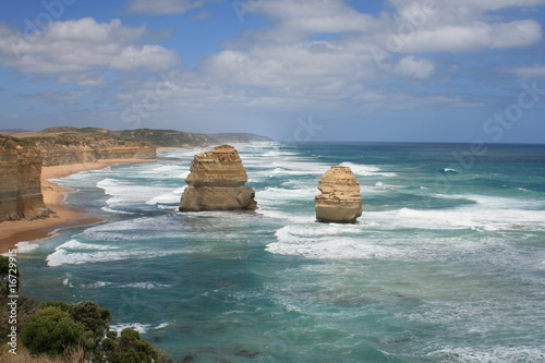 Foto-Rollo - Great ocean Road (von Ivan Lenoble)