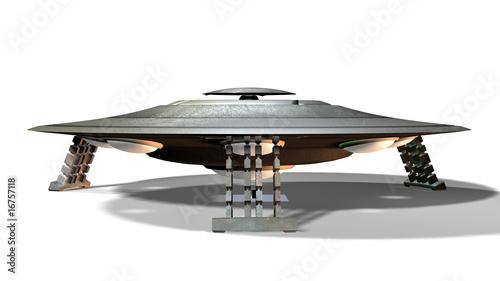 Papiers peints UFO Raumschiff