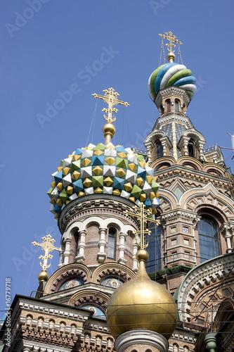 Fotografia  San Pietroburgo - Chiesa di San Salvatore sul Sangue Versato