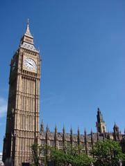 Fototapeta na wymiar Big Ben