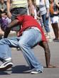 Baile breakdance en la calle