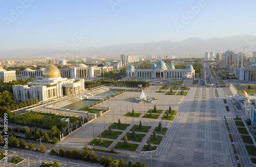 Ashgabat Canvas Print