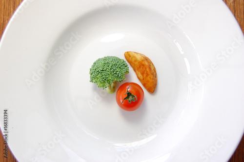 Photo Dinner concept
