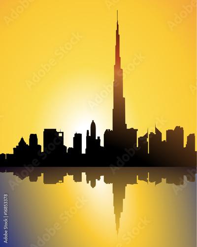 Fototapety, obrazy: Burj Dubai