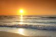 canvas print picture Corse, plage et iles de l'archipel toscan, Elbe et Monte Christo