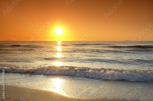 Fototapety, obrazy: Corse, plage et iles de l'archipel toscan, Elbe et Monte Christo