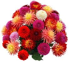 Flower Arrangement Of Chrysant...