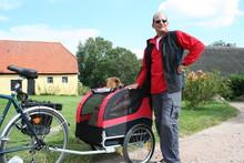 Thorsten Und Nina Auf Fahrradt...