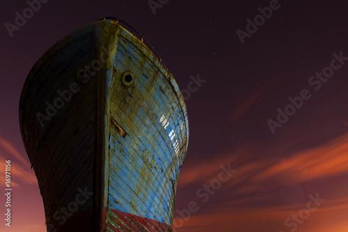 Tela  barco