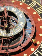 Famous Zytglogge Zodiacal Clock In Bern, Switzerland ..
