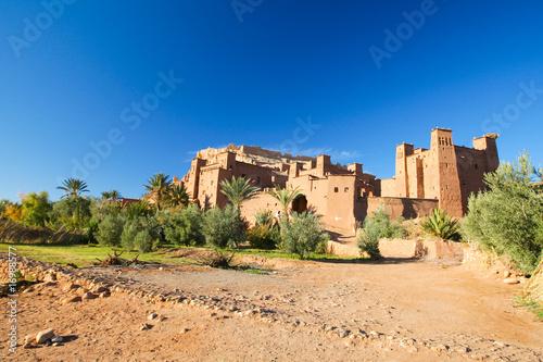 Papiers peints Maroc castel