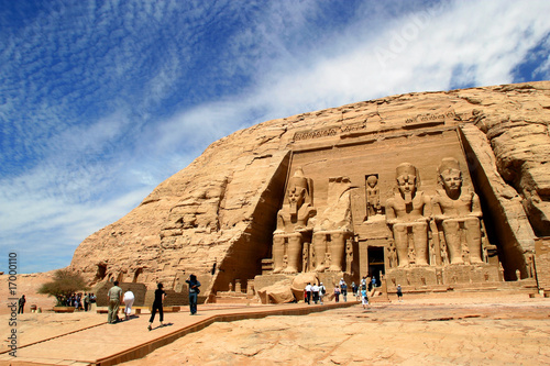 Photo  Abu Simbel, Egypt, Africa (11)
