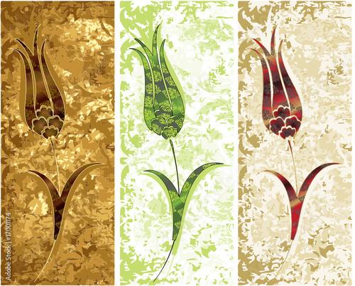 antykwarskiego-ottoman-tapety-wektoru-grungy-projekt