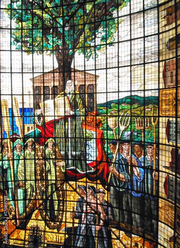 """Photo  """"Casa de Juntas"""" Historic Building in Gernika"""