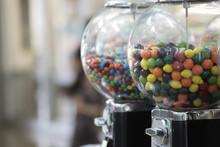 Gum Ball Dispenser
