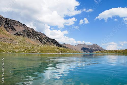 Foto auf Gartenposter Reflexion Lago 2600mt slm