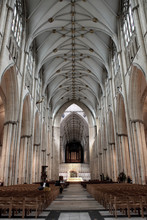 York Minster Nave, UK