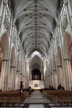York Minster Nave, UK