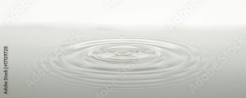 Photo Goutte d'eau panoramique