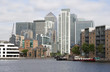 Canary Wharf and the Docklands canals