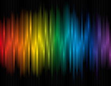 Colorful Vector Background Wit...
