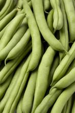 Green Beans Full Frame