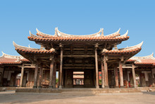 A Historical Chinese Style Temple