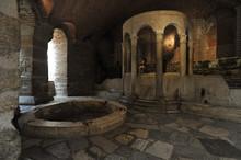 Crypt Of Saint Demetrius, Thessaloniki, Greece
