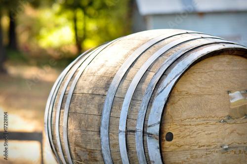 Fotografie, Tablou Wine Barrel