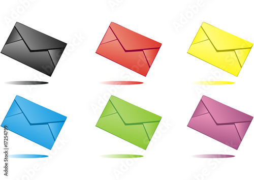 Fototapeta envelope2 obraz na płótnie