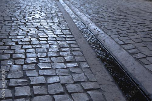 Fotografia, Obraz  rue