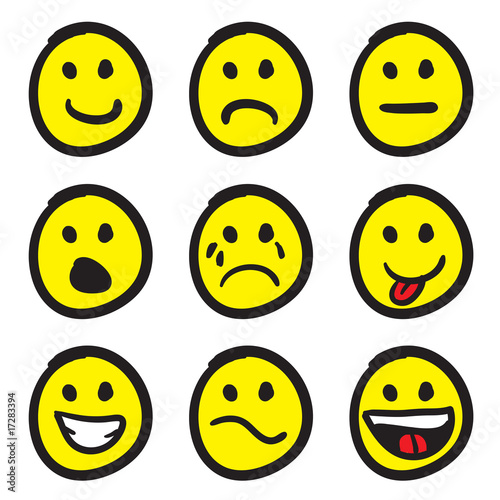 cartoon smiley faces buy this stock vector and explore similar rh stock adobe com cartoon smiley faces cartoon smiley faces
