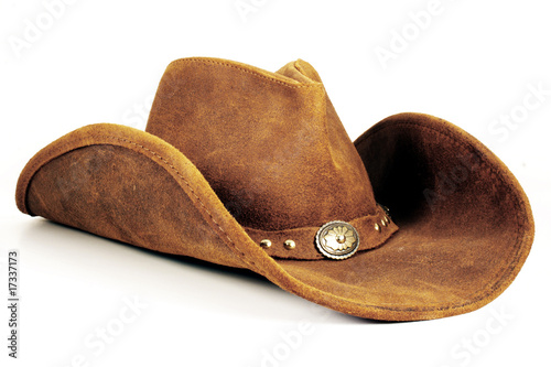Fotografie, Obraz  Cowboy Hat 2