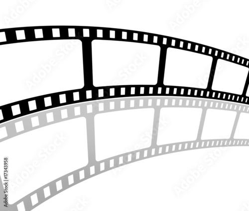Papiers peints Retro Filmstreifen