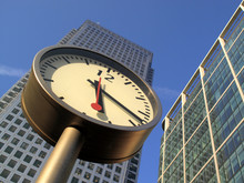 Time Is Money In Docklands Can...