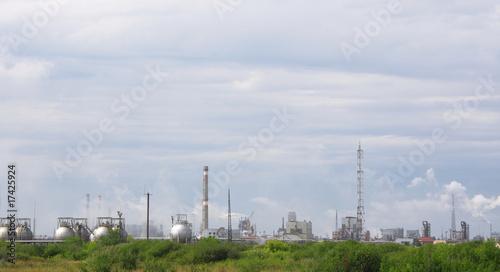 Keuken foto achterwand Nasa Chemical factory