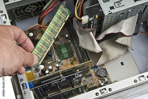 Photo  maintenance informatique 10