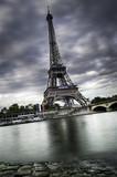 Fototapeta Fototapety Paryż - tour effeil