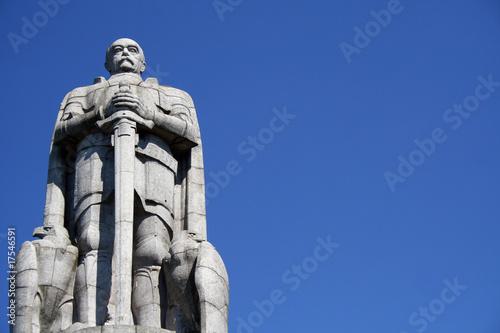 Fotomural Bismarckdenkmal, Hamburg