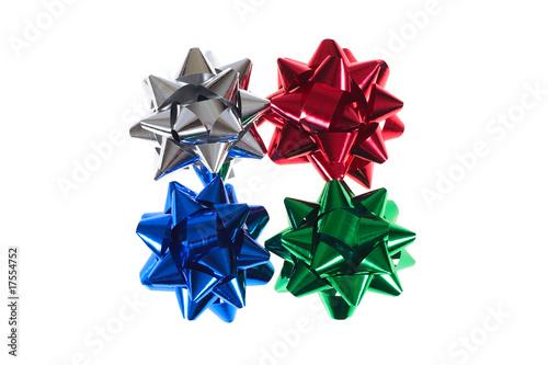 Fototapety, obrazy: shiny bows