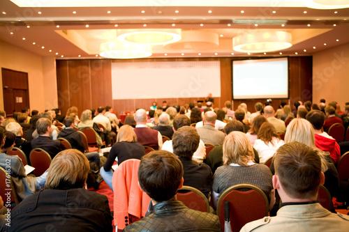 Fotografía  During presentation