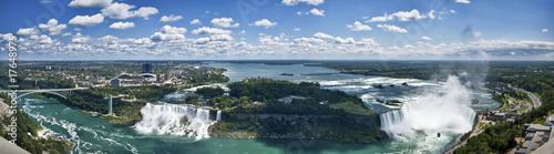 Fototapeta premium Panoramiczny Niagara