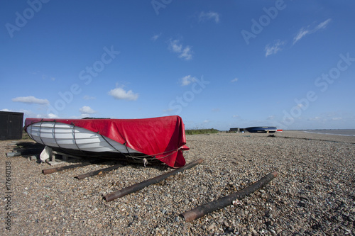 dunwich beach Canvas Print
