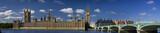 Fototapeta Londyn - Houses of Parliament, London.