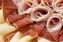 Beautiful Sliced Food Arrangem...