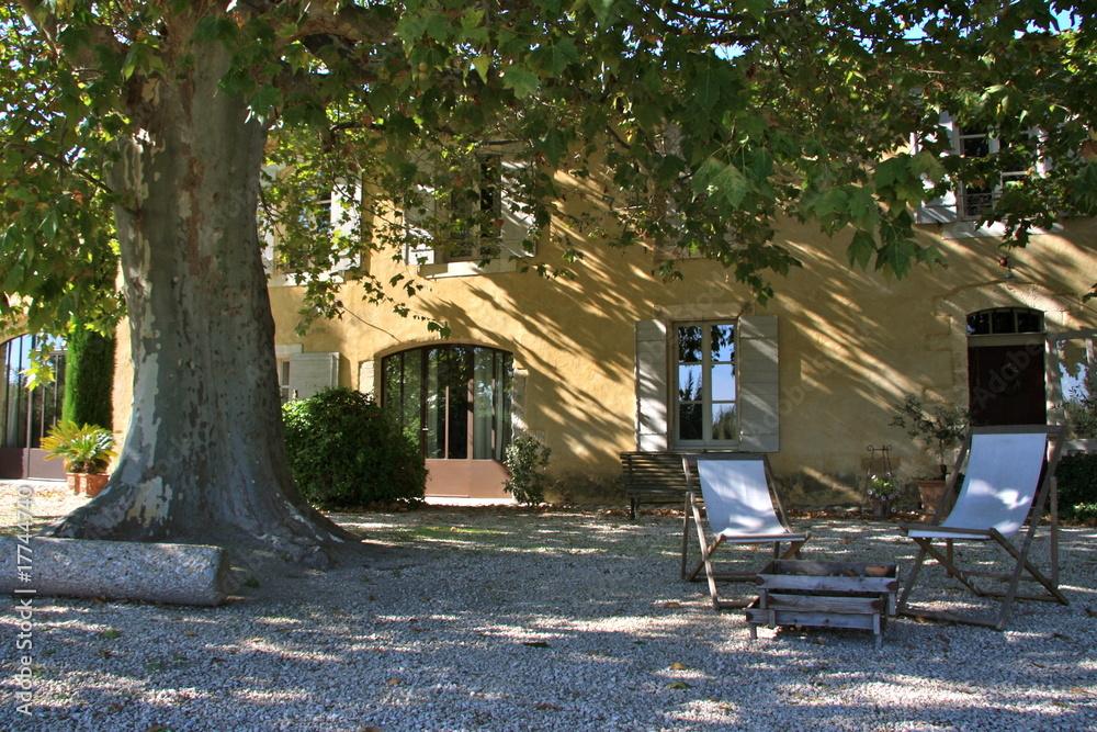 Fototapety, obrazy: mas en provence