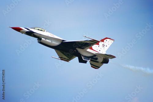 thunderbird Fototapeta