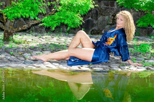 Fotografie, Obraz  Sexy lady